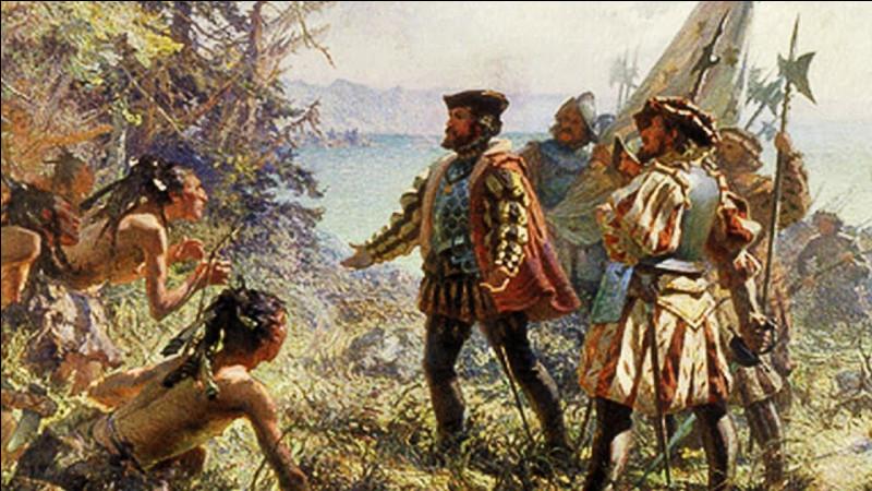 """Quel légume les premiers explorateurs du Canada découvrirent-ils chez les Indiens et baptisèrent """"blé d'Inde"""" ?"""