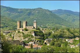 Laquelle de ces villes ne se situe pas dans l'Ariège ?