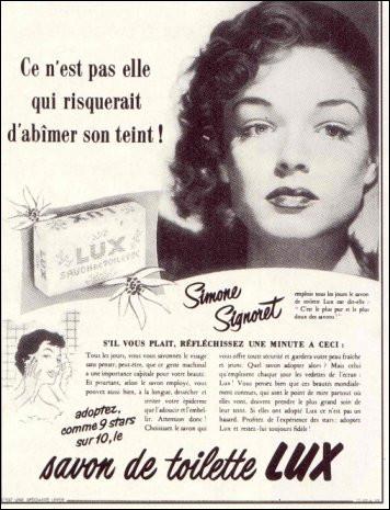 Mariée à Yves Montand en 1951, en quelle année divorcent-ils ?