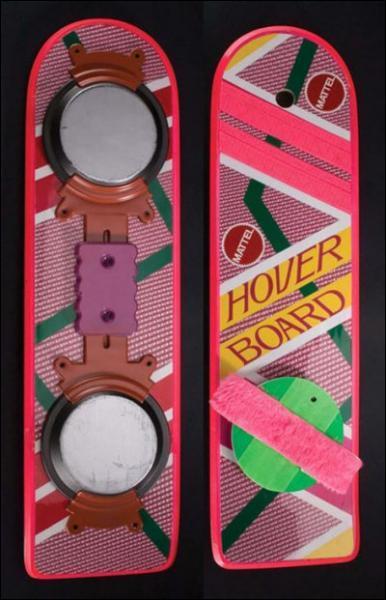 Qu'est-ce qu'un hover-board?