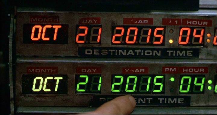 Quel appareil rend le voyage dans le temps possible?