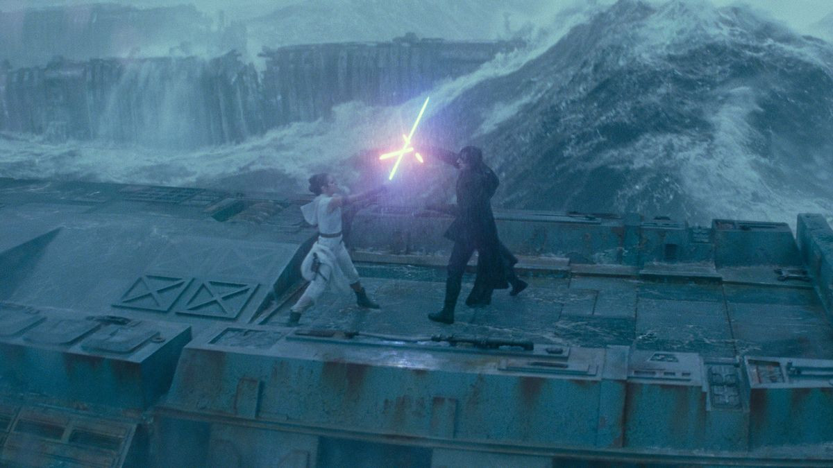 As-tu réellement vu ''Star Wars 9'' ?