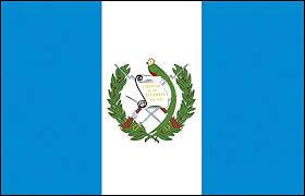 Quel oiseau est représenté sur le drapeau du Guatemala ?