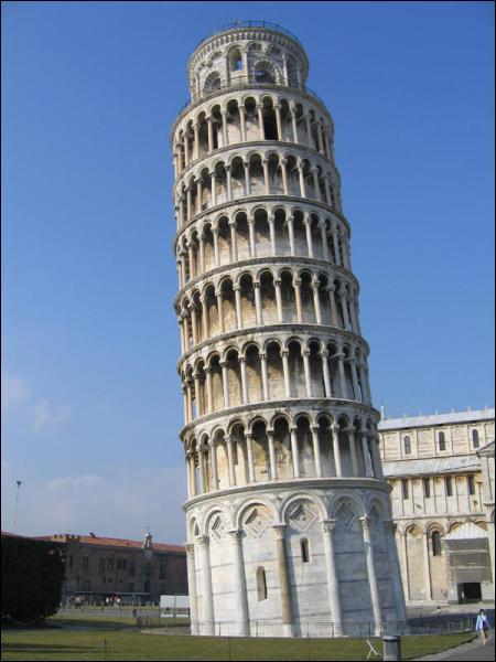 La Tour de Pise se trouve en ...