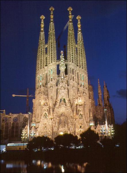 Où se trouve cette cathédrale ?