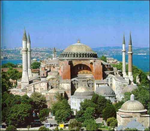 Comment s'appelle ce monument d'Istanbul ?