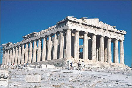 A quelle déesse le Parthénon était-il consacré ?