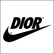 Les marques de luxe investissent beaucoup dans leur image.Lequel de ces slogans publicitaires n'est pas en lien avec ce logo trafiqué ?
