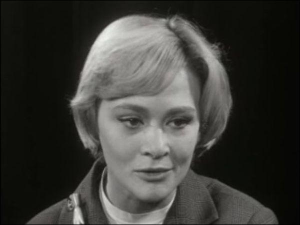 """Cette actrice, qui a joué dans """"Voici le temps des assassins"""", """"Les Misérables"""", """"Le Septième Juré"""", c'est ... Delorme."""