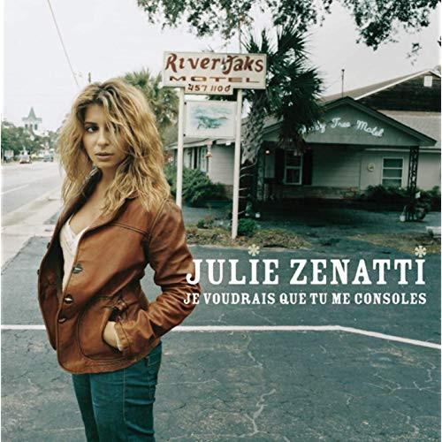 'Je voudrais que tu me consoles' de Julie Zenatti