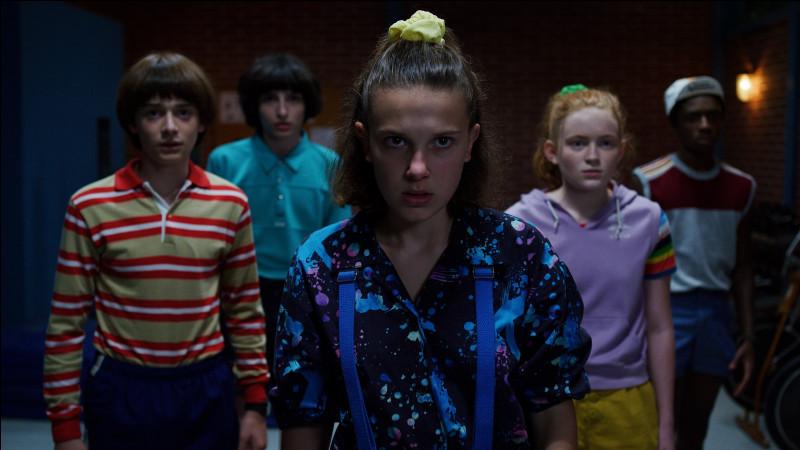 Comment s'appelle la sœur d'Eleven ?