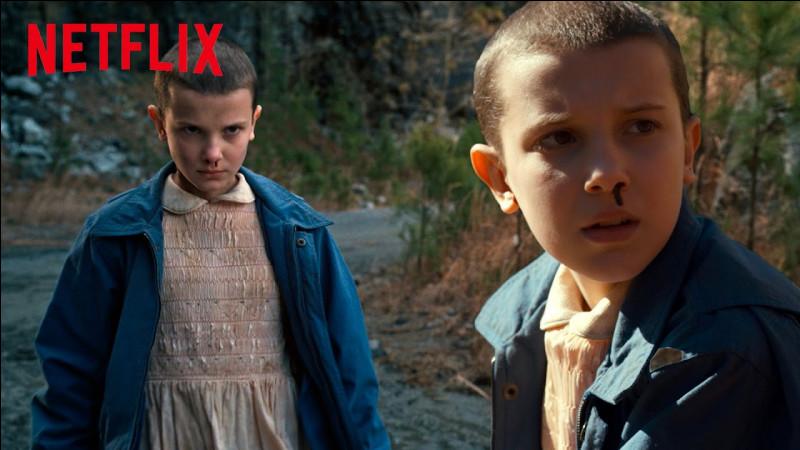 Comment s'appelle l'actrice qui joue Eleven ?