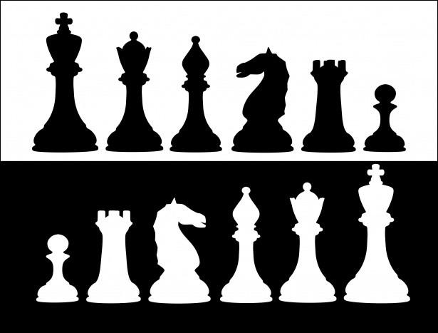 À qui appartient le jeu d'échec de Ron ? (livre)