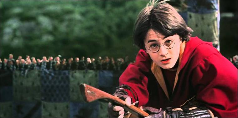 Quel est le score du premier match de quidditch ?