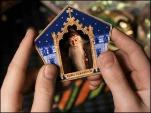 Combien de fois Harry a-t-il eu la carte de Dumbledore ?