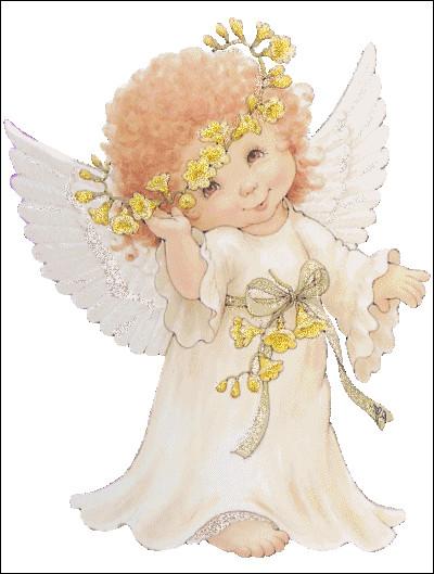 Un petit garçon dont on ne sait pas le prénom est très dubitatif quand la petite Nina Ricci prétend pouvoir vivre de l'air du temps ! Dieu ordonne au garçon d'avoir foi en elle ! Et depuis...