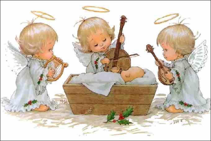 Dieu avait ordonné à l'abbé Thoven et à l'abbé Molle de créer un cantique éternel, et c'est ainsi que naquit...