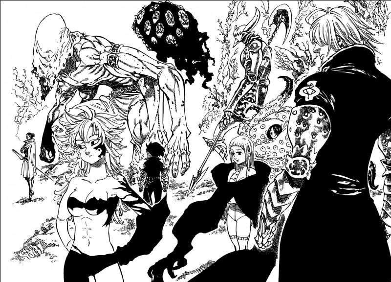 Quel est le clan qui a enfermé les démons ?