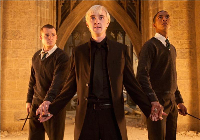 Qui est la tante de Draco Malfoy ?