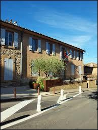 Ville de la métropole Aix-Marseille-Provence, Le Tholonet se situe dans le département ...
