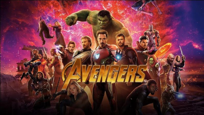 """Quel est le premier """"Avengers"""" ?"""