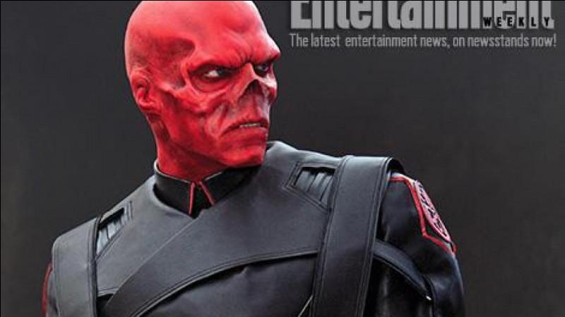Qui se sacrifie pour avoir une nouvelle pierre d'infinité où Crâne rouge fait une apparition ?