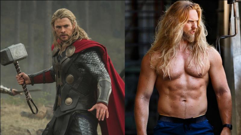 Comment se nomme l'endroit où vit maintenant Thor ?