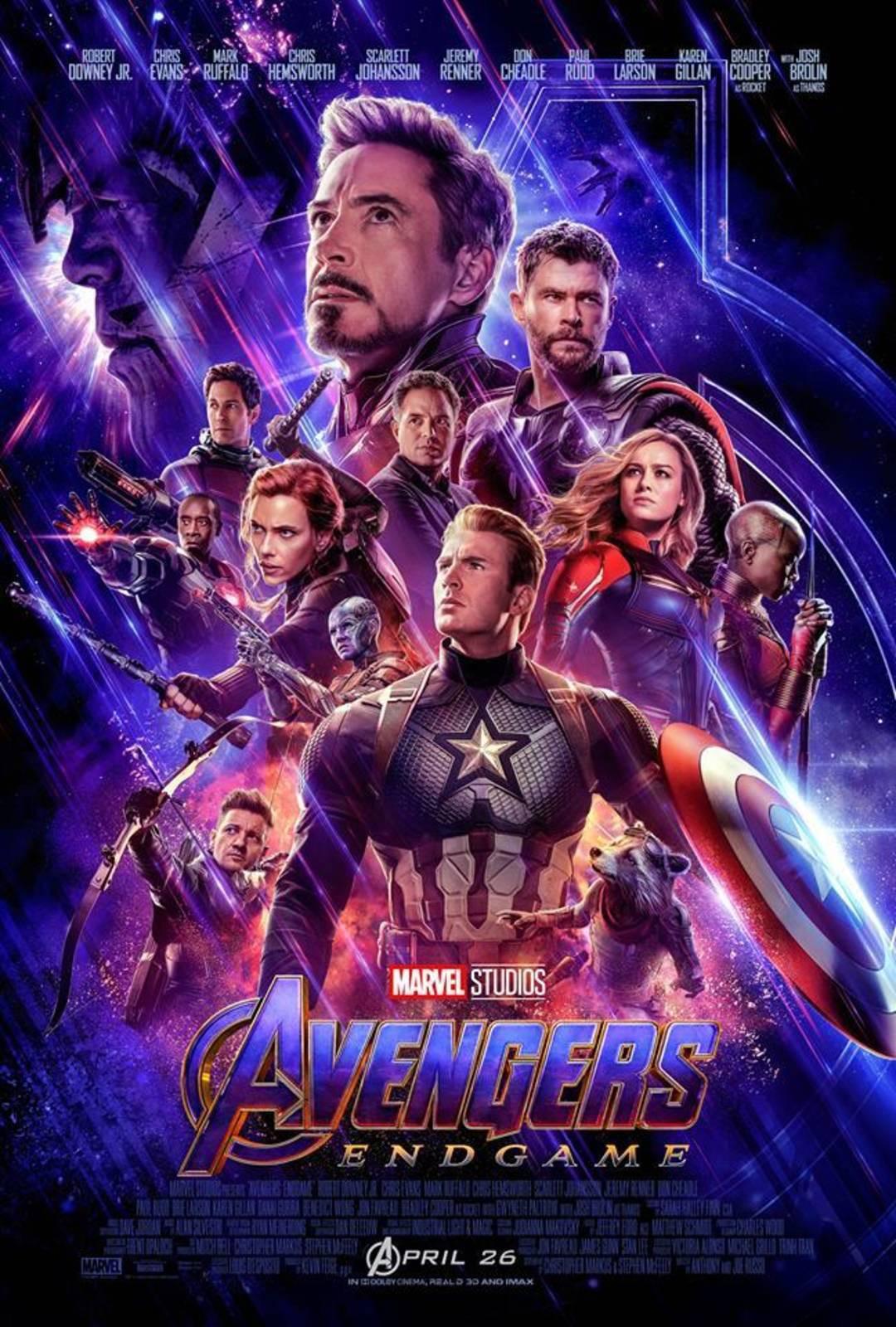 Connais-tu bien 'Avengers' ?