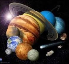 Combien notre Système solaire comporte-t-il de planètes ?