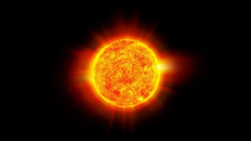 À combien de minutes-lumière est situé le Soleil par rapport à la Terre ?