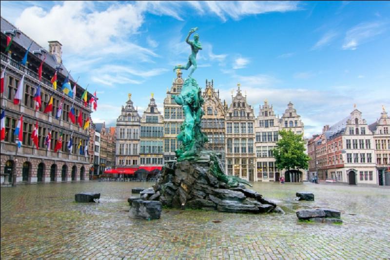 Quelle est la ville la plus peuplée de Belgique ?