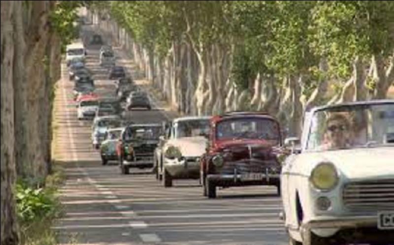 Quelles villes l'ancienne route nationale 7 reliait-elle ?
