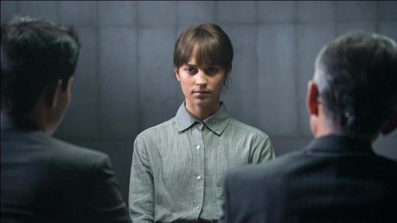 Un film qui est thriller dramatique sorti le 15 novembre sur Netflix et durant environ 1 heure 50 minutes. Quel est ce film de Wash Westmoreland avec Alicia Vikander et Jack Huston ?