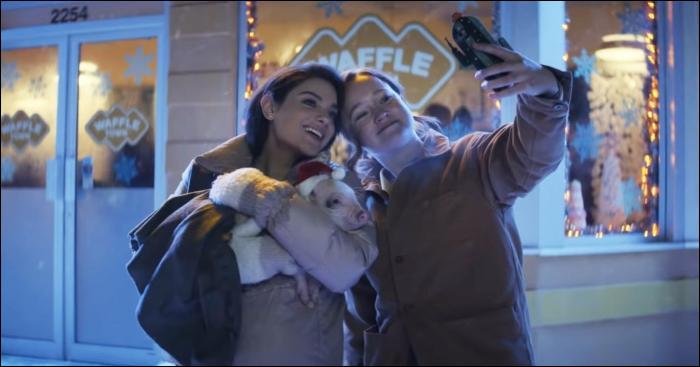 Un film qui est une romance dramatique sorti le 8 novembre sur Netflix. Quel est ce film américain de Luke Snellin avecOdeya Rush, Kiernan Shipka, Isabela Merced... ?