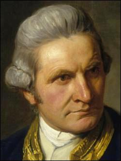 Qui est ce James, navigateur, explorateur et cartographe britannique, mort en 1779 ?