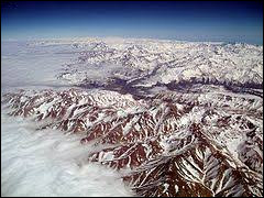 Où se trouve la Cordillère des Andes ?
