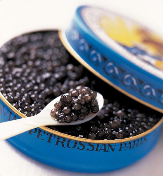 As-tu déjà goûté du caviar ?