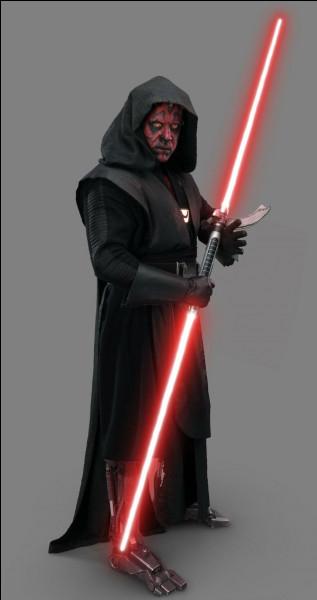 Qui est le Maître Dark Maul ?