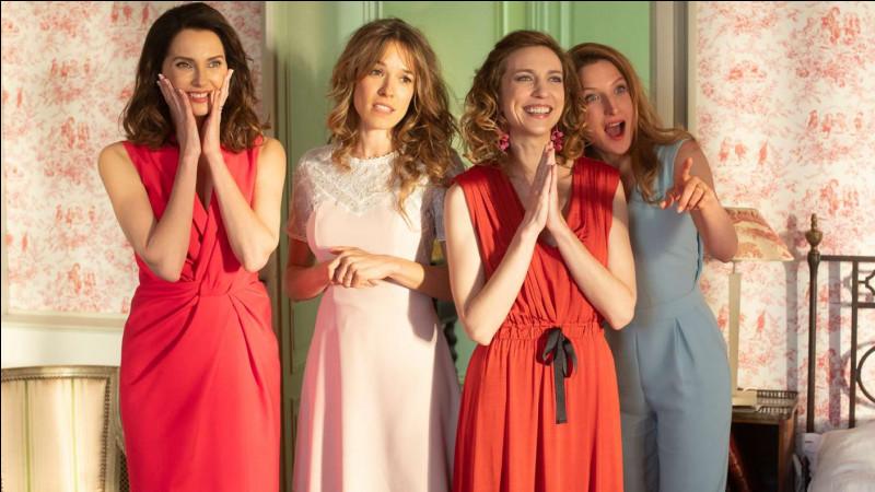 Comment s'appellent leurs 4 filles ?
