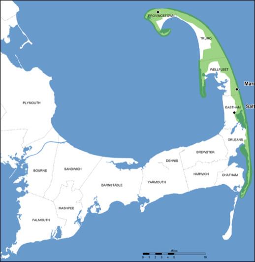 Quel le nom de ce cap situé sur la côte est des États-Unis dans le Massachusetts, marqué par l'épopée du Mayflower en 1620 ?