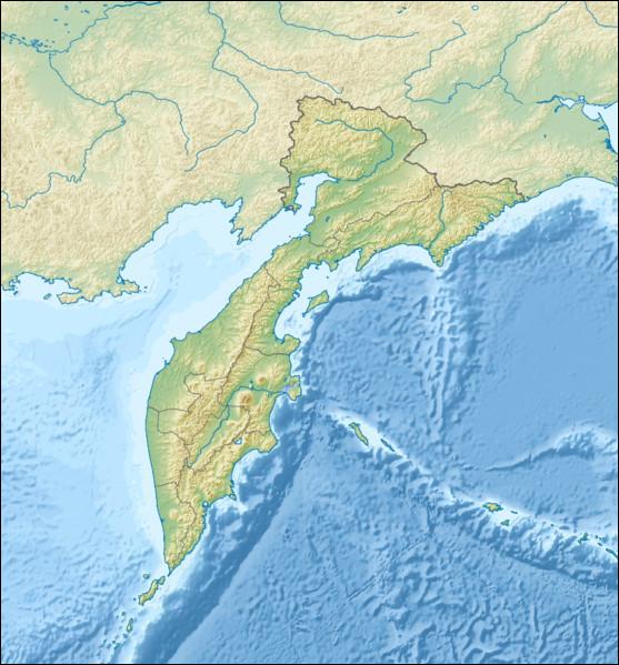 Dans quel pays, le cap d'Afrique, point le plus oriental de la péninsule du Kamchatka se trouve-t-il ?