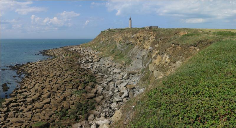 Quel est le nom de ce cap du Pas-de-Calais, point littoral le plus proche de l'Angleterre ?