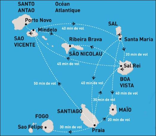 Quel est le nom de cet État insulaire composé d'un archipel d'îles volcaniques ?