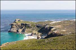 Quel est le nom de ce cap, point extrême de la côte atlantique de l'Afrique du Sud ?