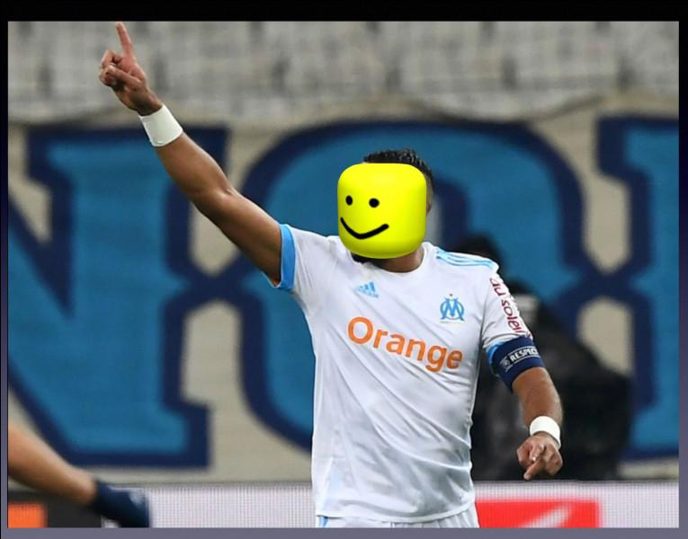 Qui est ce joueur marseillais ?