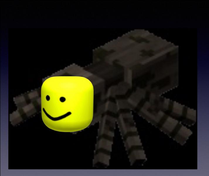 """Qui est ce monstre dans """"Minecraft"""" ?"""