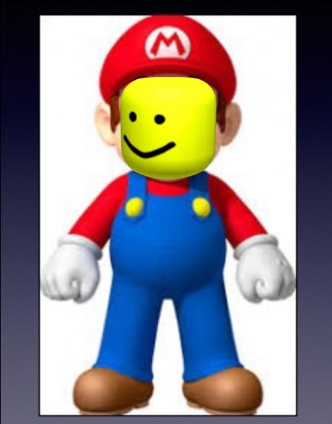 Et ce personnage emblématique de Nintendo, quel est-il ?