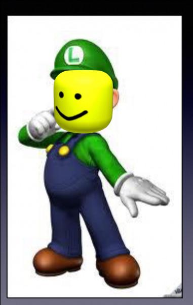 Et ce personnage de l'univers de Mario, quel est-il ?