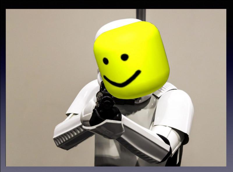 """Et pour finir, qui est ce personnage de """"Star Wars """"?"""