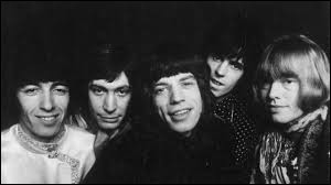 Les Rolling Stones ont sorti ''(I Can't Get No) Satisfaction''.